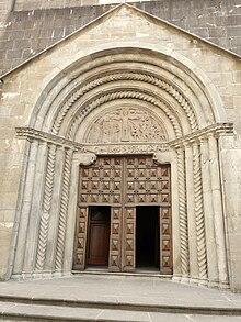 duomo di berceto wikipedia On portale architettura e design
