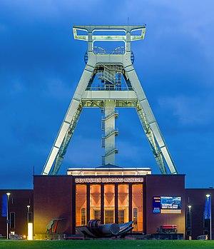 Bergbaumuseum Bochum Blaue Stunde 2014