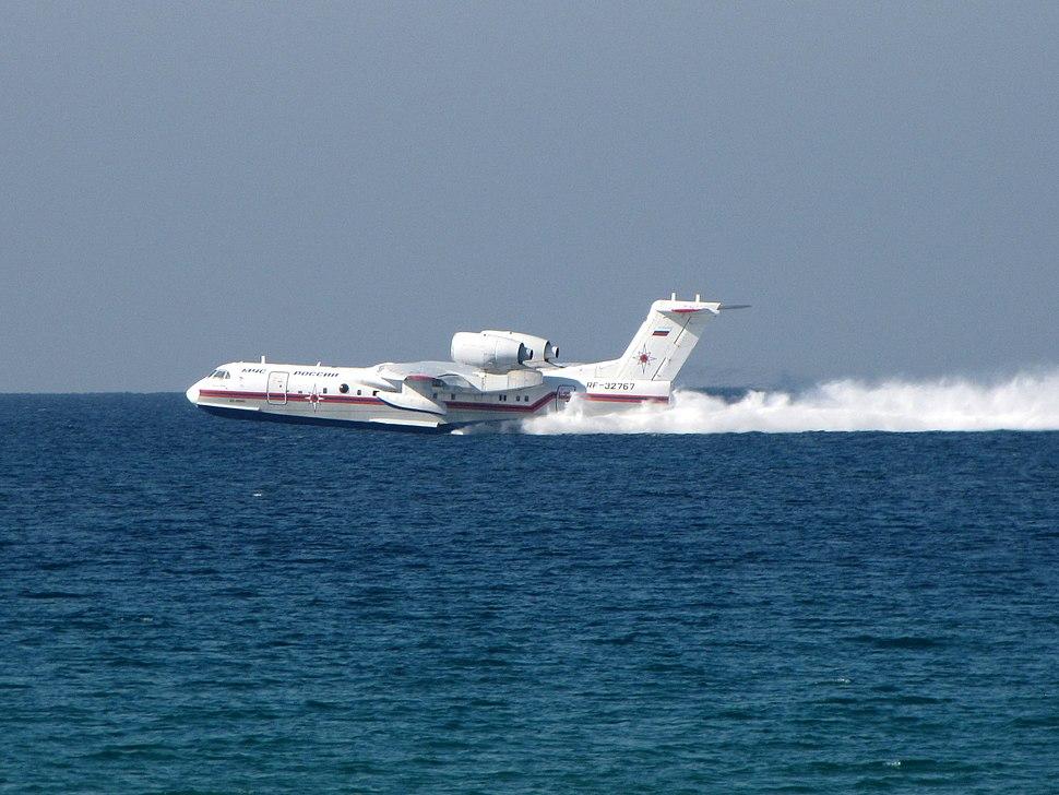 Beriev Be-200 Israel 5-12-2010