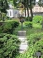Berlin, Kreuzberg, Mehringdamm 21, Friedhof III Jerusalems- und Neue Kirche, Grab Leopold Woelfling.jpg