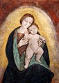 Bernardino lanino, madonna col bambino e angeli musicanti 05.jpg