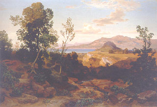 Bernhard Fries German painter