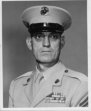 Sergeant Major of the Marine Corps - Image: Bestwick hi res USMC