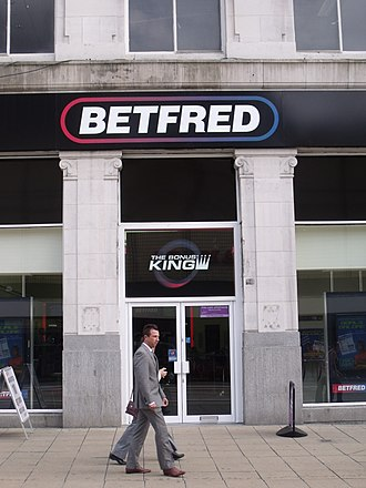 Betfred - Betfred shop in Manchester