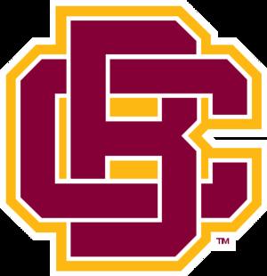 2013–14 Bethune–Cookman Wildcats men's basketball team - Image: Bethune Cookman Wildcats Script Logo