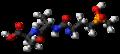 Bialaphos molecule ball.png