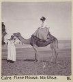 Bild från familjen von Hallwyls resa genom Egypten och Sudan, 5 november 1900 – 29 mars 1901 - Hallwylska museet - 91581.tif