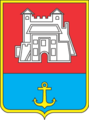 Bilhorod-Dnistrovsky Soviet coat of arms.png