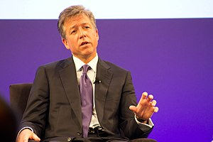300px Bill McDermott at SapphireNow in 2010 Hybrid Meetings Offer Scalable Content Delivery