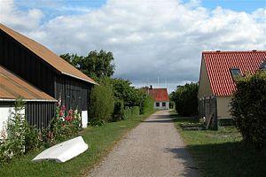Birkholm - Houses on Birkholm