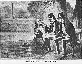 <i>The Nation</i> (Irish newspaper) 19th century Irish newspaper