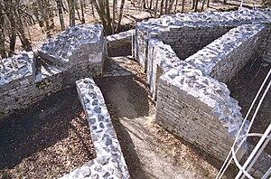 Böckten - Ruins of Bischofstein