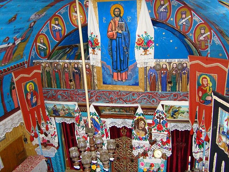 File:Biserica de lemn din Peteritea (23).JPG