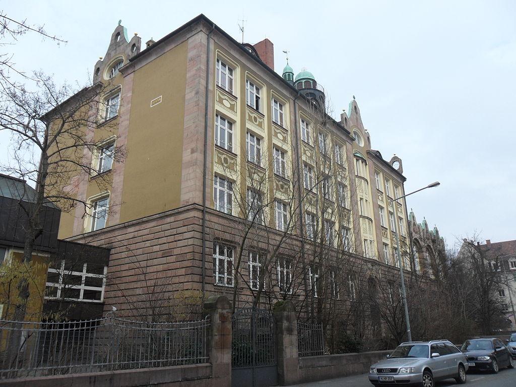 Bismarckstraße Nürnberg file bismarckschule nürnberg veilhof bismarckstraße 20 19 jpg wikimedia commons