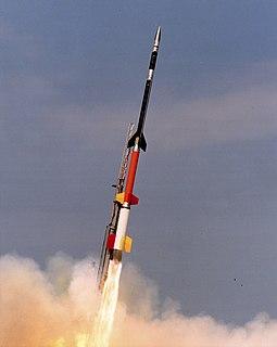 Sounding rocket Rocket carrying scientific instruments