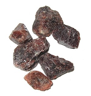Kala namak - Whole kala namak salt crystals