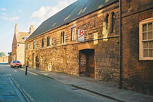 Boston, Lincolnshire - Blackfriars Arts Centre