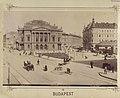Blaha Lujza tér, a Népszínház (a későbbi Nemzeti Színház) - Budapest, Fortepan 82344.jpg
