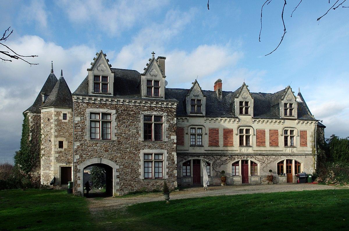 Blaison gohier wikip dia for Architecte maine et loire