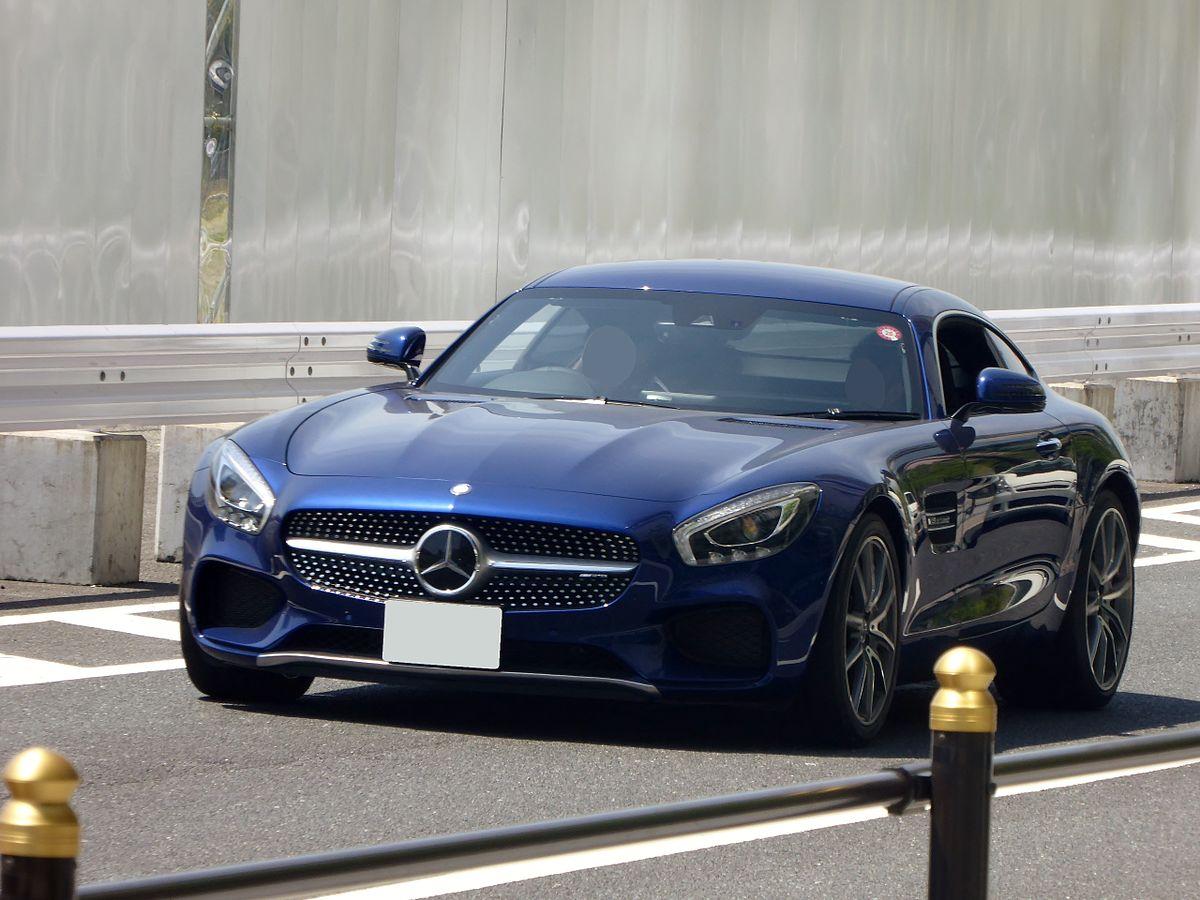 Mercedes Benz Amg Gt >> Mercedes-AMG — Вікіпедія