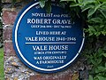 Blue plaque, Galmpton - geograph.org.uk - 1350747.jpg