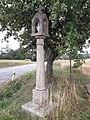 Boží muka u křižovatky, Dačice - poblíž Gšventerova rybníka.jpg