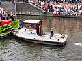Boat 49 Vodafone, Canal Parade Amsterdam 2017 foto 5, duwboot Thuur ENI 03800241.JPG