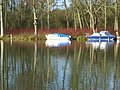 Boats at Danesfield - geograph.org.uk - 648869.jpg