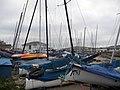 Boats at Swanage Sailing Club - geograph.org.uk - 1627673.jpg