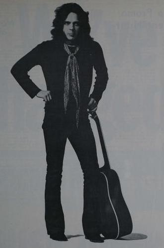 Derek and the Dominos - Bobby Whitlock in 1972