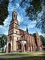 Boby-Wieś, kościół par. p.w. Najśw. Serca Jezusowego.jpg