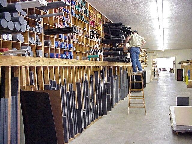 warehouse operative job description
