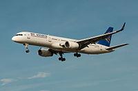 P4-KCU - B752 - Air Astana