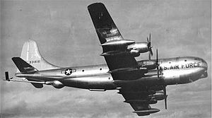 26th Air Refueling Squadron - Boeing KC-97G Stratofreighter 53-816.jpg