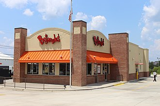 Bojangles' Famous Chicken 'n Biscuits - Bojangles' in Tifton, Georgia