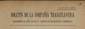Boletín de la Compañía Trasatlántica de Barcelona com a suplement de la Revista de Navegación y Comercio.png