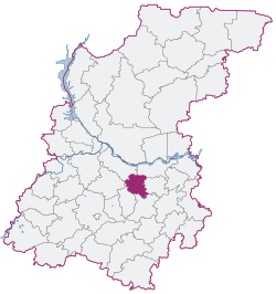 Bolshemurashkinsky District on map of Nizhny Novgorod Region.svg