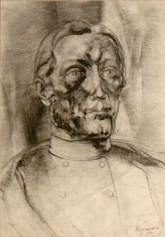 János Bolyai - Image: Bolyai arckép