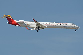 Air Nostrum - Air Nostrum Bombardier CRJ1000