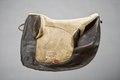 Bomsadel brunt läder - Livrustkammaren - 86533.tif