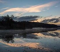Bontecou Lake sunrise clouds.jpg