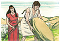 Book of Exodus Chapter 3-28 (Bible Illustrations by Sweet Media).jpg