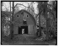 Boone-Truly Ranch, Horse Barn, 11119 Northeast 185th Street, Bothell, King County, WA HABS WASH,17-BOTH,1H-2.tif