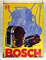 Bosch, enamel advertising sign.JPG