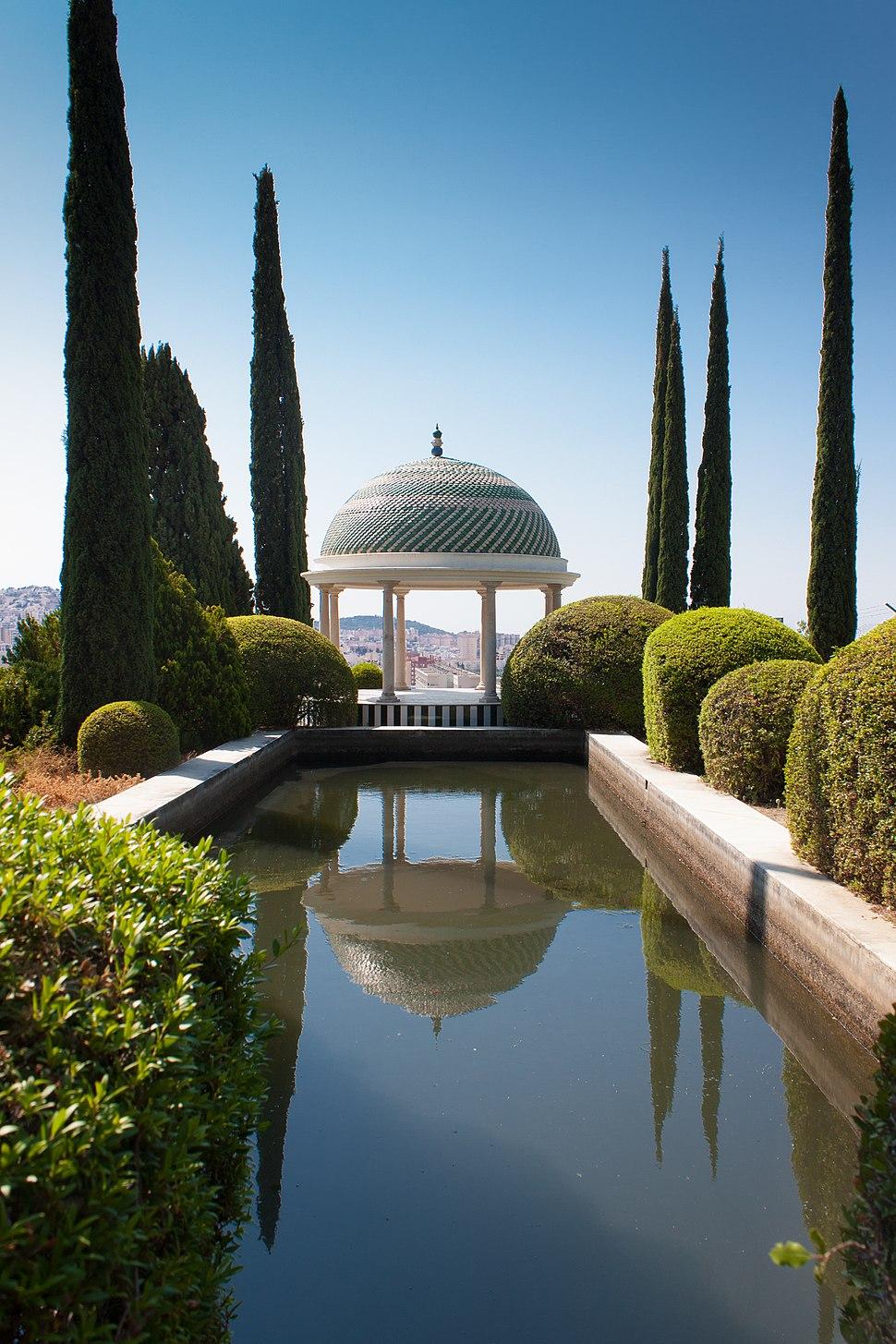 Botanic Garden La Concepcion Malaga