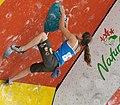 Boulder Worldcup Vienna 29-05-2010a semifinals058 Anna Stöhr.jpg