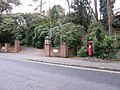 Bournemouth, postbox No. BH2 276, Braidley Road - geograph.org.uk - 1091497.jpg