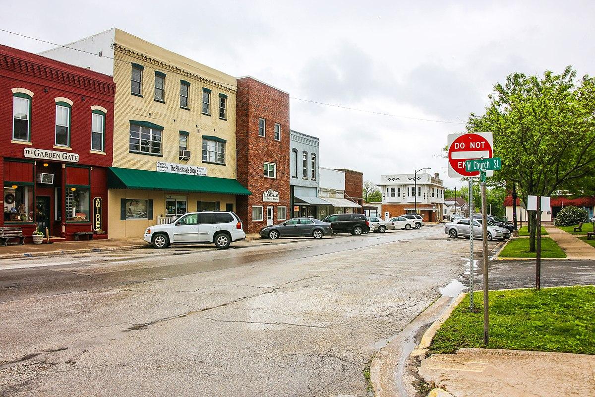 Bowling Green, Missouri - Wikipedia
