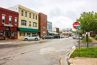 Bowling Green, Missouri - Bowling Green, Missouri in 2015