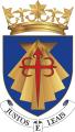 Brasão de Armas do Comando Distrital de SETÚBAL da PSP.png